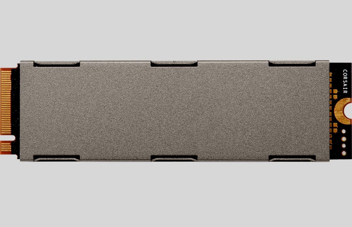 Corsair MP600 Core, análisis: democratizando la nueva generación 36