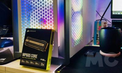 Corsair MP600 Core, análisis: democratizando la nueva generación 17