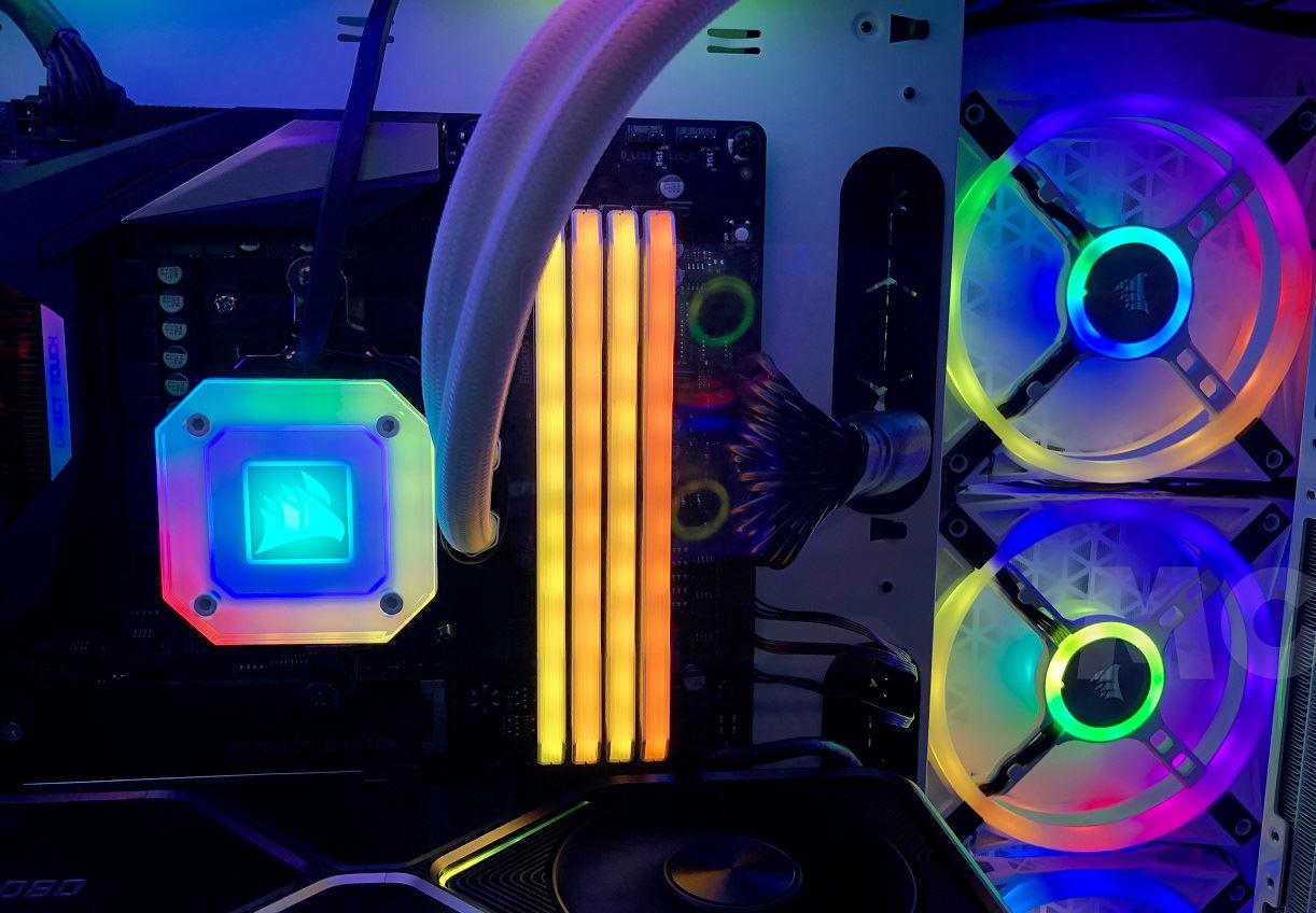 Corsair Vengeance RGB Pro SL, análisis: acariciando la perfección 35