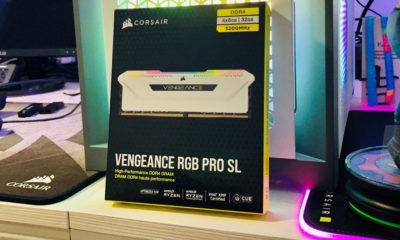 Corsair Vengeance RGB Pro SL, análisis: acariciando la perfección 21