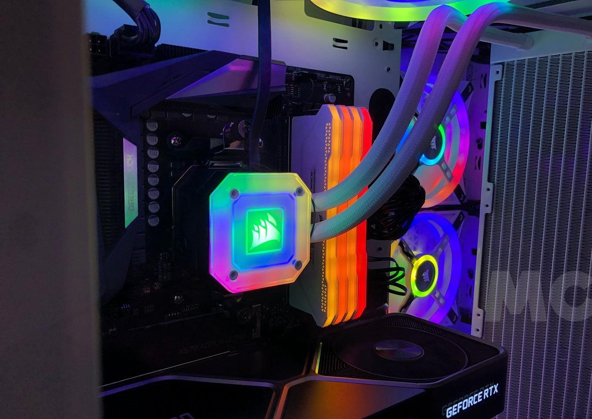 Corsair Vengeance RGB Pro SL, análisis: acariciando la perfección 41