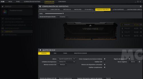 Corsair Vengeance RGB Pro SL, análisis: acariciando la perfección 50