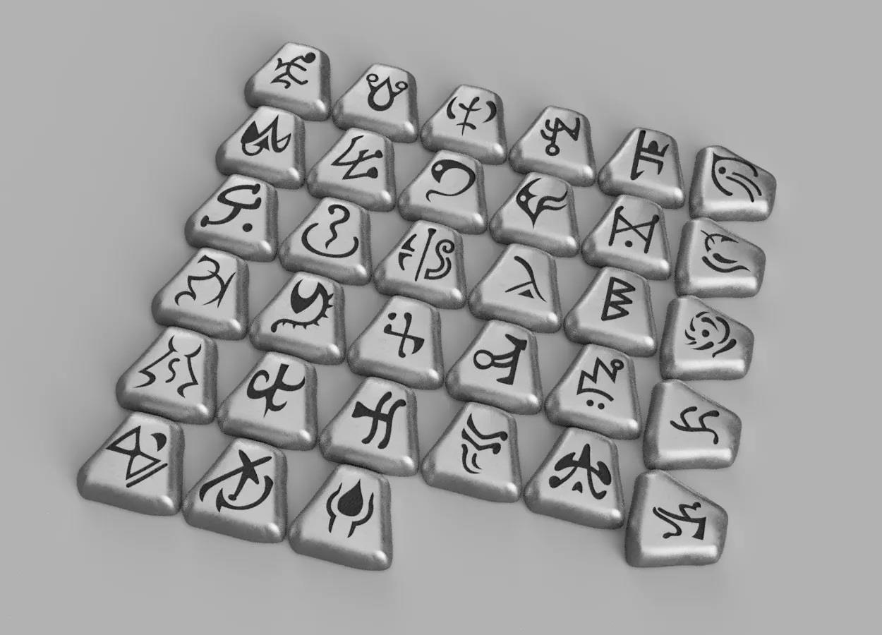 Diablo II runas