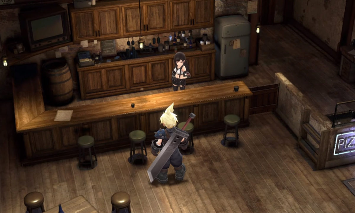 Final Fantasy VII Ever Crisis Móvil