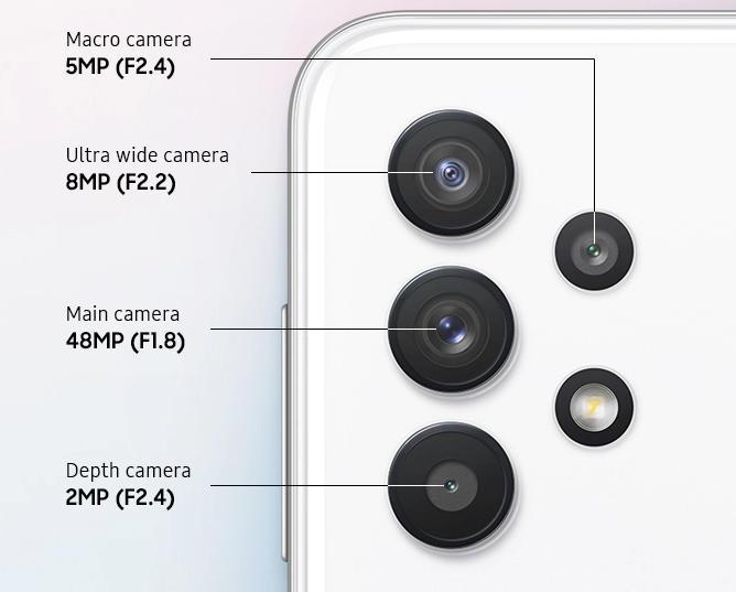 """Samsung Galaxy A32 5G, a mid-range for """"democratize"""" el 5G 30"""