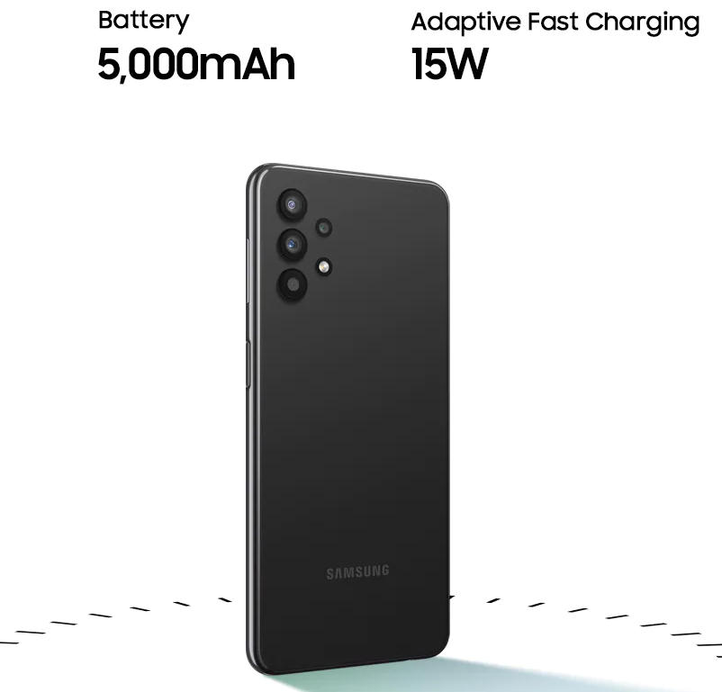 """Samsung Galaxy A32 5G, un gama media para """"democratizar"""" el 5G 33"""
