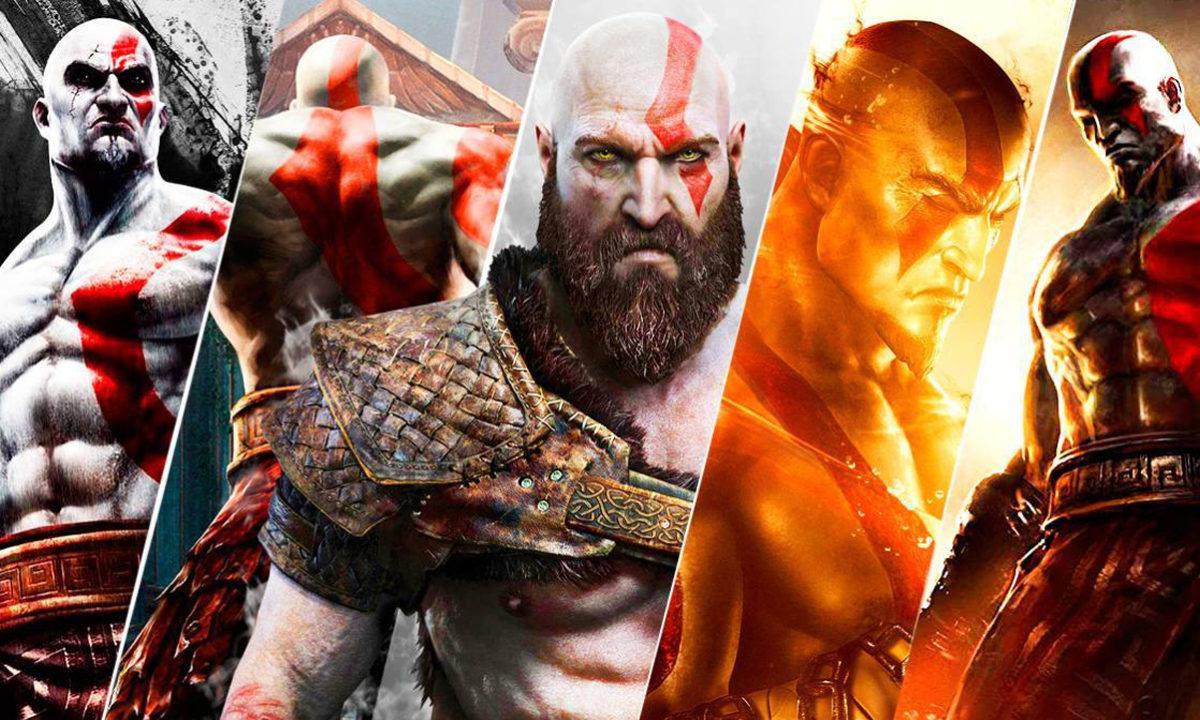 God of War para PC exclusivos PS4