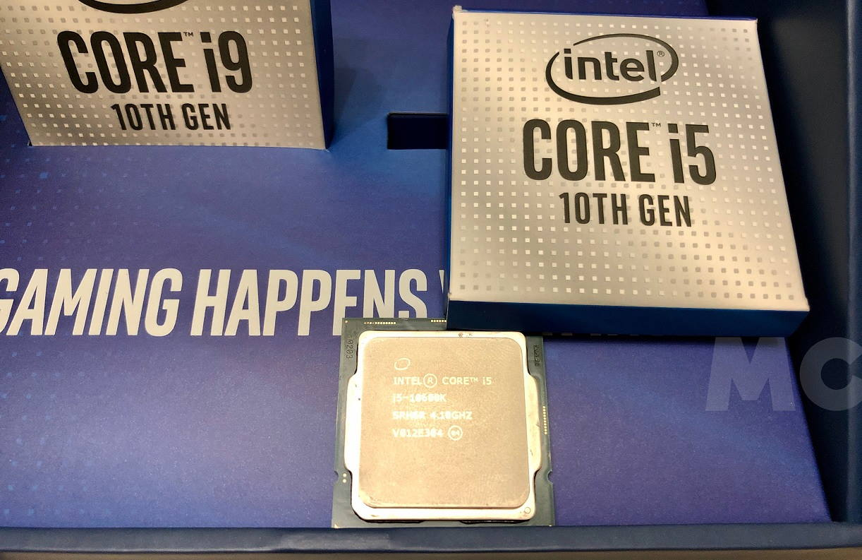 Intel ha bajado el precio de sus Core 10