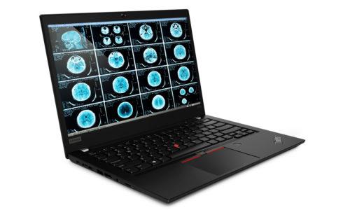 Lenovo Thinkpad P14s Black
