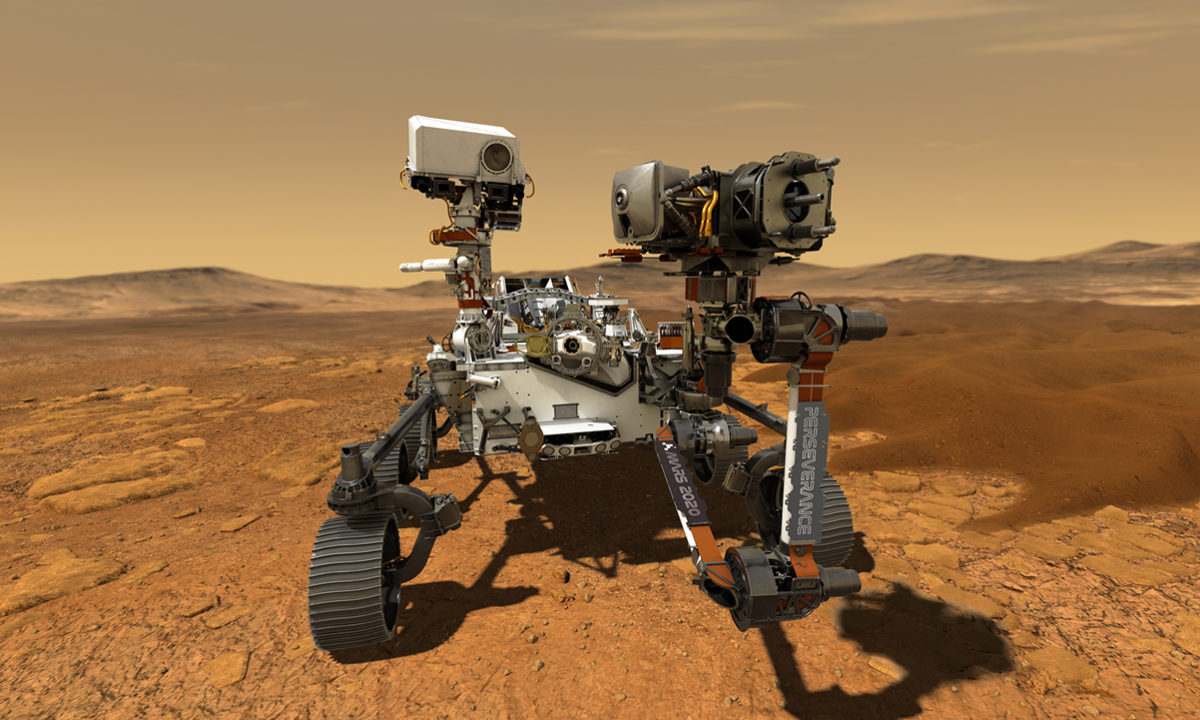 Mars: the red planet closer than ever