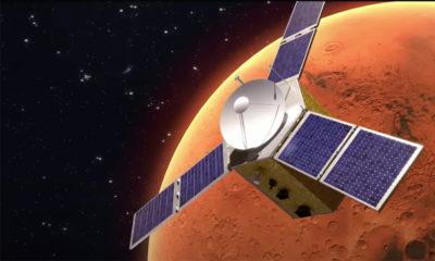 Marte sonda Hope Emiratos Árabes
