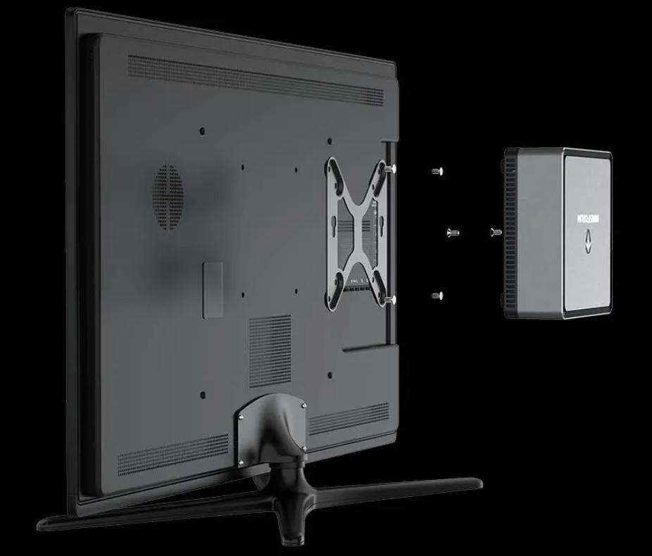 Minisforum presenta los mini-PC Deskmini U850 y U820 32