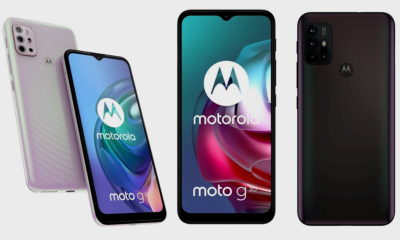 Motorola G10 y G30