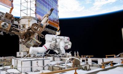 NASA ISS reemplazo baterias iones de litio