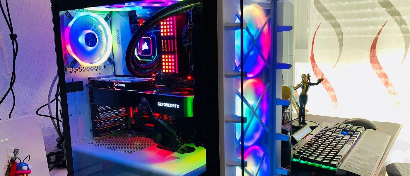 Ryzen 7 5800X frente a Ryzen 7 1800X: pasado y presente de AMD 37