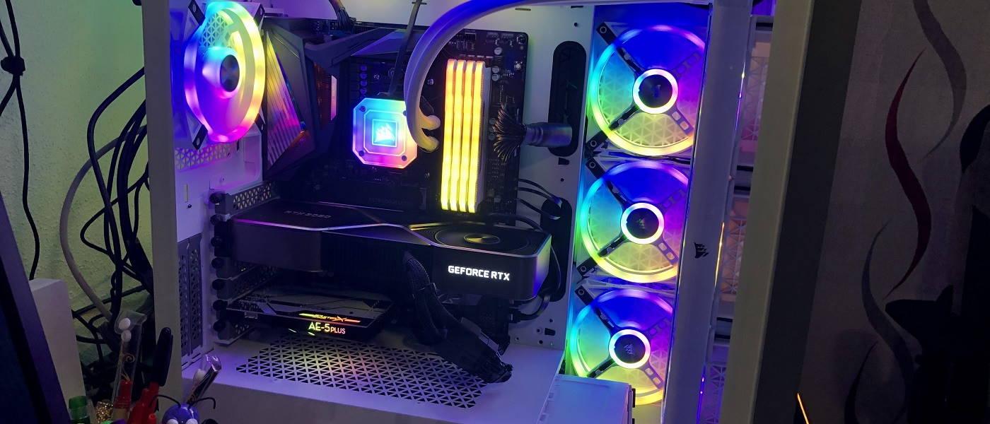 Ryzen 7 5800X frente a Ryzen 7 1800X: pasado y presente de AMD 35