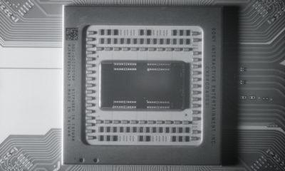 Así lucen las primeras fotografías del SoC de PS5 40