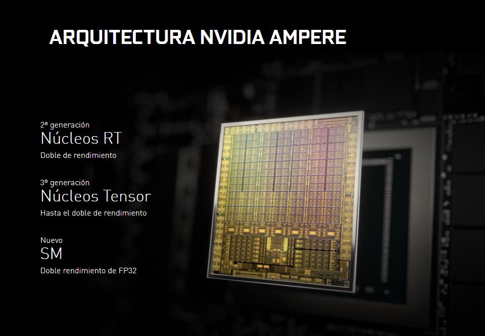 Ampere GeForce RTX 3060