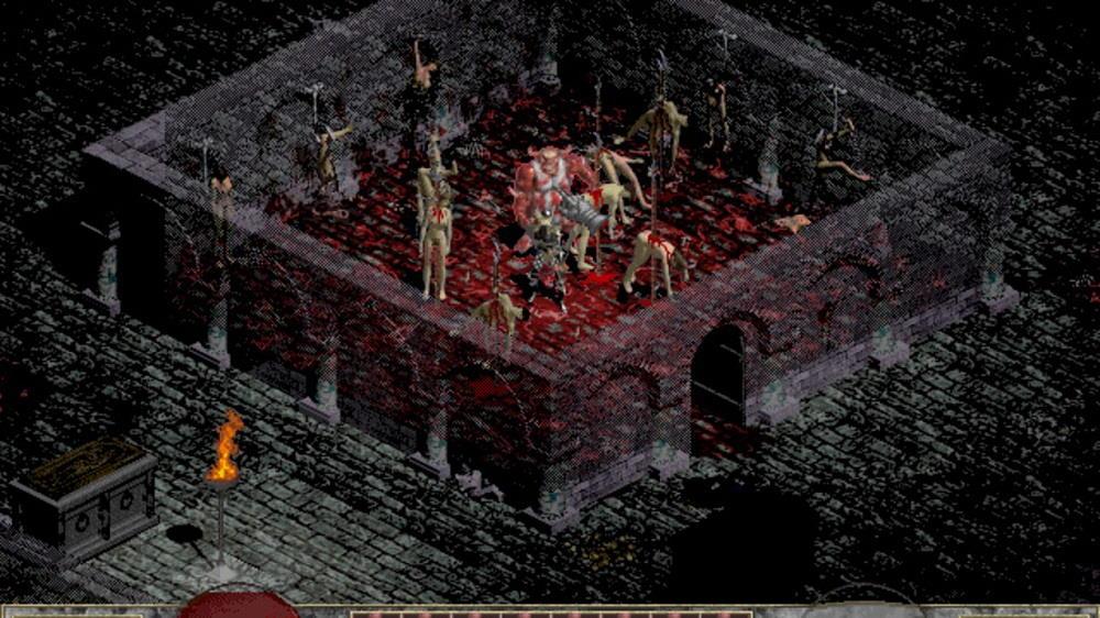 Saga Diablo, el carnicero