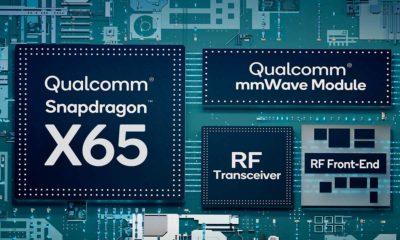 Snapdragon X65: 5G con velocidades de 10 gbps