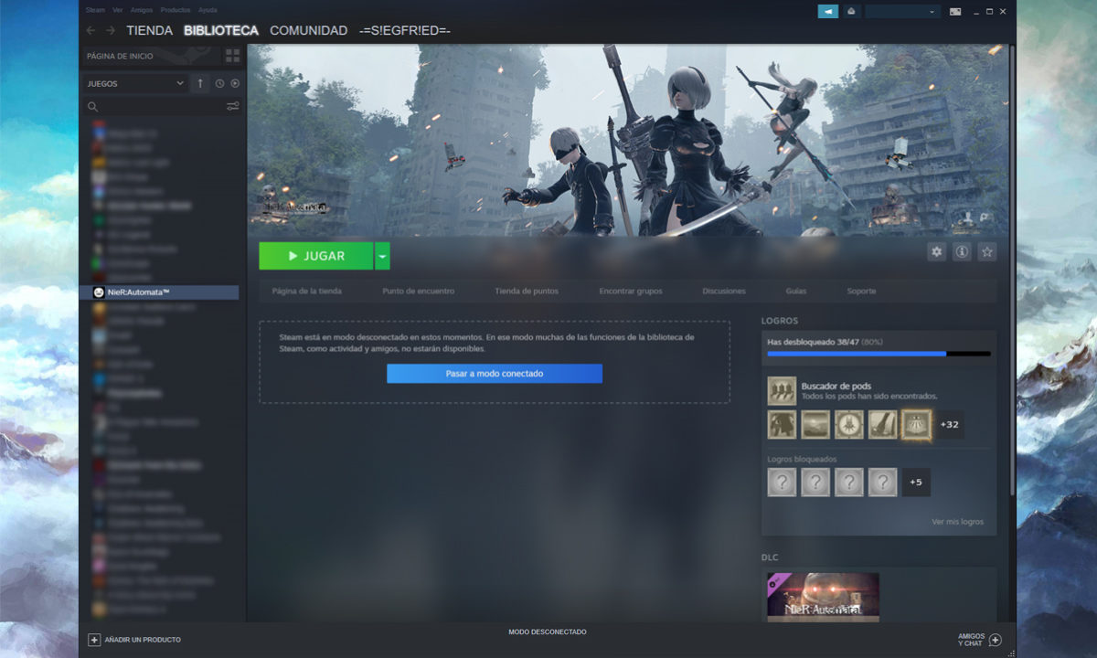 Steam games without internet connection