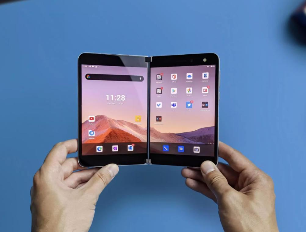 Surface Duo baja de precio