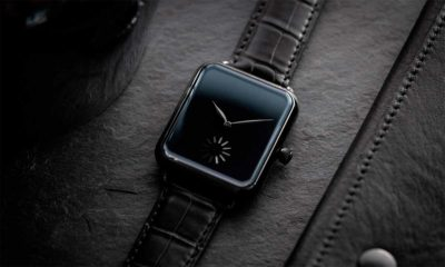 "Swiss Alp Watch ""Final Upgrade"", la original (y prohibitiva) respuesta de H. Moser a Apple"