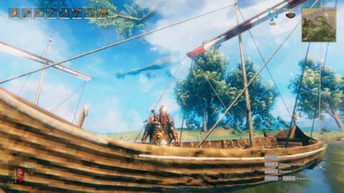 Valheim barcos