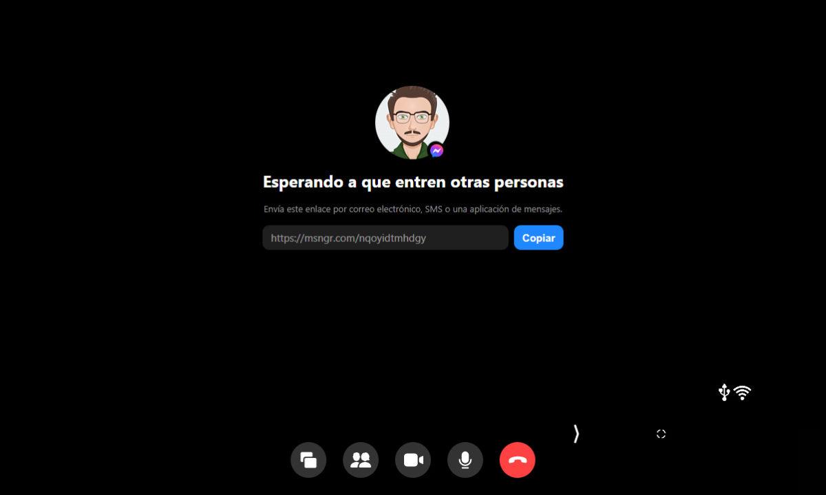 Videollamadas WhatsApp Web Messenger