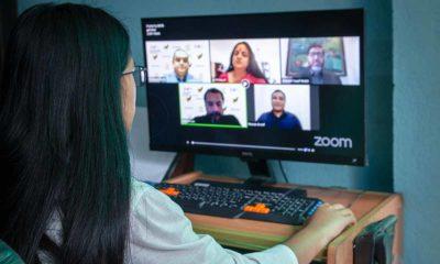 Filtros de Zoom: cuidado con las conferencias de trabajo