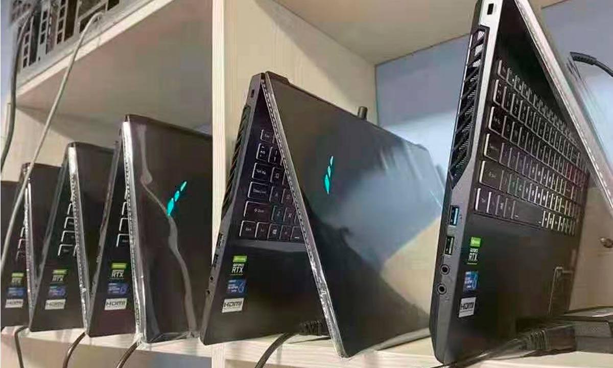 RTX 30 Mobile: el nuevo objetivo de los mineros de ethereum