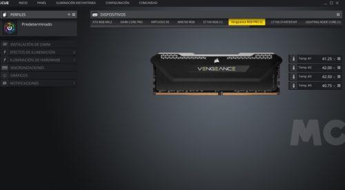 Corsair Vengeance RGB Pro SL, análisis: acariciando la perfección 56