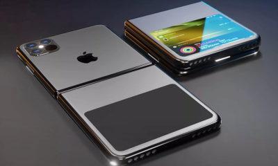 Apple podría dirigir el iPhone plegable al público más joven