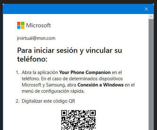 ¿Qué se puede hacer con un móvil Android en Windows 10? 41