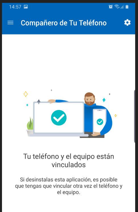 ¿Qué se puede hacer con un móvil Android en Windows 10? 35