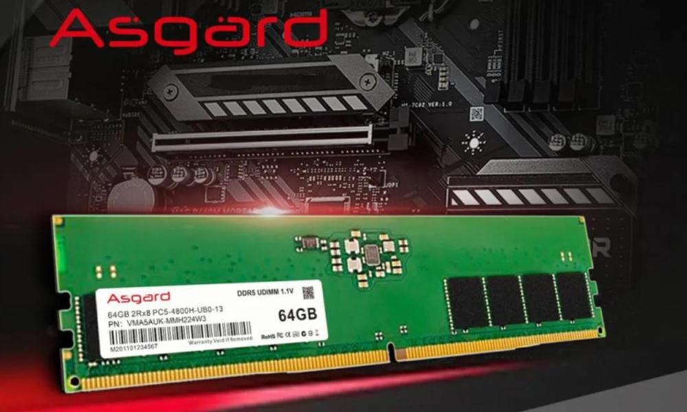 memorias DDR5
