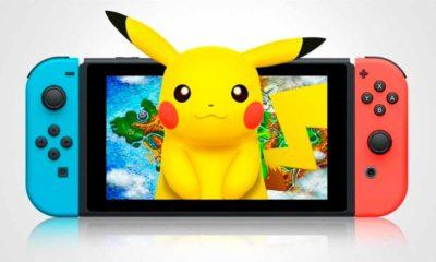 Leyendas Pokémon: Arceus, por fin un Pokémon en mundo abierto