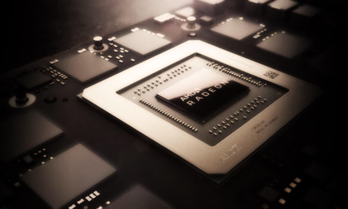 tarjeta gráfica AMD