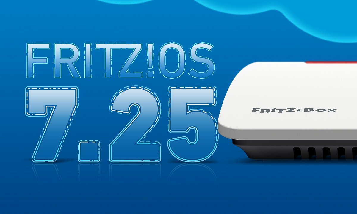 FRITZ!OS 7.25 AVM