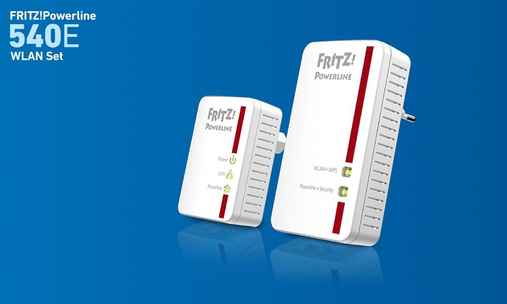 AVM FRITZ!Powerline 540E PLC