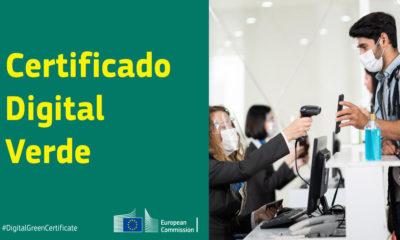 Certificado DigitalVerde