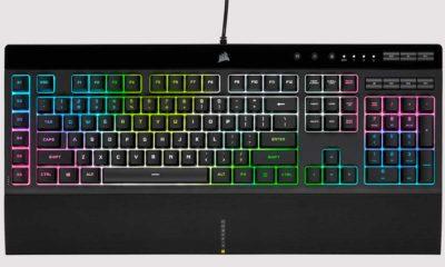Corsair K55 RGB PRO y K55 RGB PRO XT: gaming sin pasarse de presupuesto