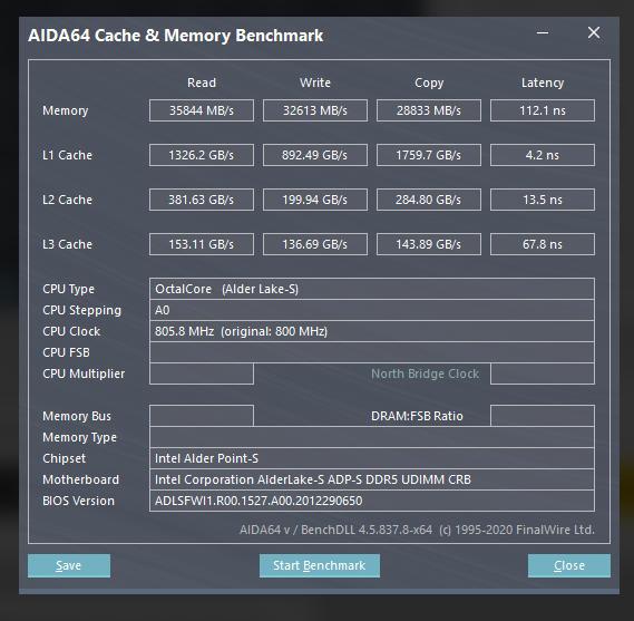 DDR5 frente a DDR4: las primera pruebas apuntan a un gran aumento de rendimiento 32