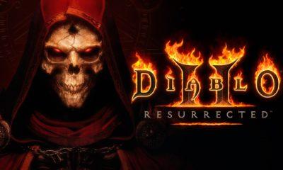 Diablo II: Resurrected te permitirá recuperar tus partidas guardadas... de hace 20 años