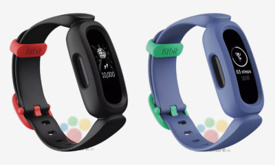 Fitbit Ace 3 filtrado wearable pulsera actividad para niños