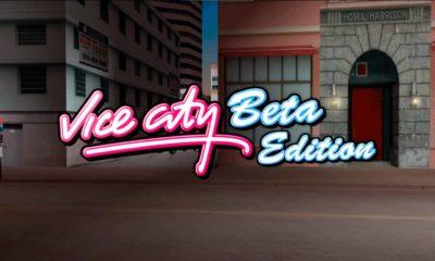 Prueba GTA Vice City como fue concebido inicialmente