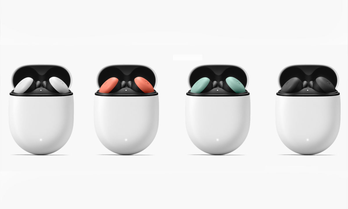 Google Pixel Buds A colores