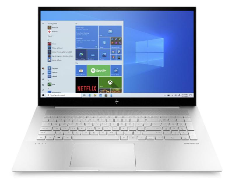HP presenta sus nuevos portátiles serie Envy con opciones de Intel y AMD 33