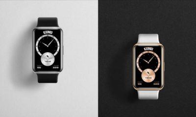 Huawei Watch Fit Elegant, deportivo pero premium 38