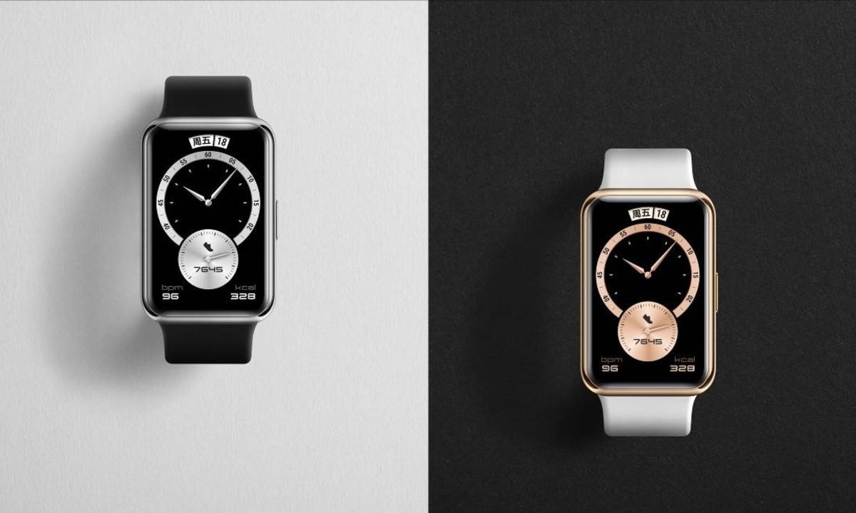 Huawei Watch Fit Elegant, deportivo pero premium 29